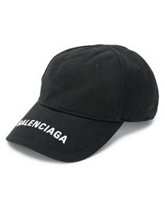 кепка с логотипом Balenciaga