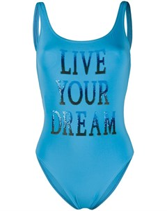 Купальник Live Your Dreams Alberta ferretti