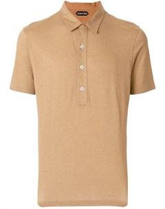 рубака поло с короткими рукавами Tom ford