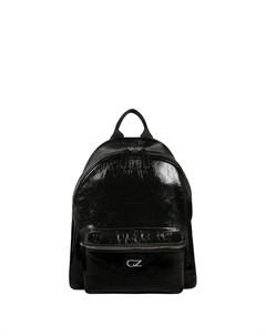Рюкзак среднего размера с логотипом Giuseppe zanotti
