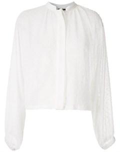 Рубашка Elysee широкого кроя À la garçonne
