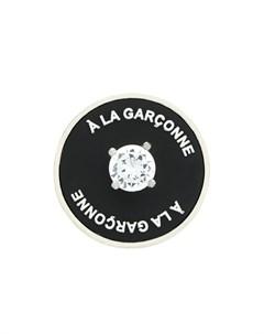 Кольцо из коллаборации с Hector Albertazzi À la garçonne