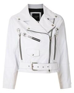 Укороченная куртка À la garçonne