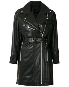 Куртка средней длины À la garçonne