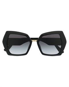 Солнцезащитные очки с монограммой DG Dolce & gabbana eyewear