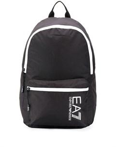рюкзак Sporty Visibility с логотипом Ea7 emporio armani
