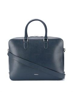 портфель с ремнем Furla