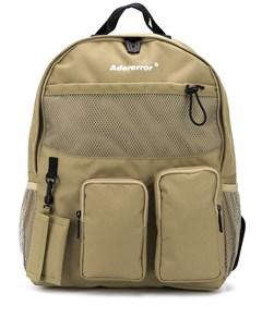 рюкзак Cartridge с карманами Ader error