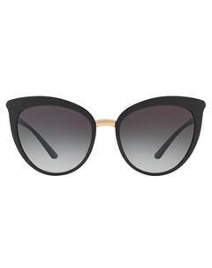 Солнцезащитные очки в оправе кошачий глаз Dolce & gabbana eyewear