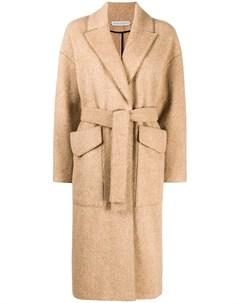 Пальто с поясом Inès & maréchal
