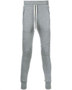 Спортивные брюки на кулиске John elliott