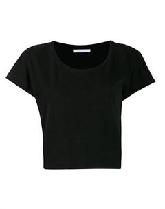 Укороченная футболка John elliott