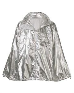 Куртка с эффектом металлик Juun.j