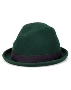 шляпа с подвернутыми полями Emporio armani