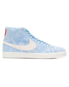 хайтопы SB Zoom Nike