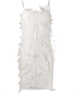 Фактурное платье со складками Dolci follie