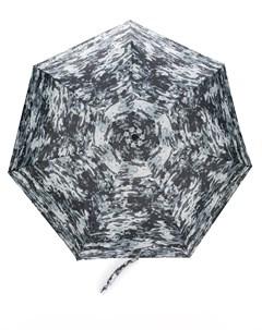Зонт с камуфляжным принтом White mountaineering