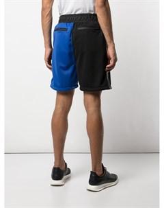 Двухцветные спортивные шорты Daniel patrick