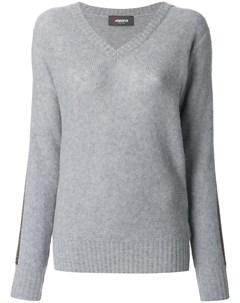 Пуловер с V образным вырезом Jo no fui