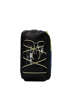 сумка через плечо с нашивкой логотипом и шнуровкой Marcelo burlon county of milan