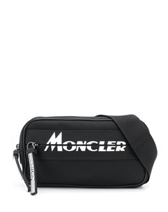 Поясная сумка с логотипом Moncler