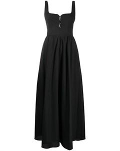 Длинное платье корсет Esteban cortazar