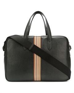 дорожная сумка Bright Stripe Paul smith