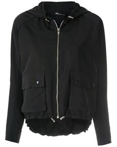 Куртка Atlanta на молнии с капюшоном Uma   raquel davidowicz