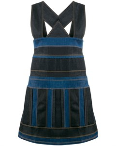 джинсовое платье сарафан No ka' oi