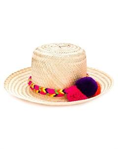 шляпа Colombia Folkloore
