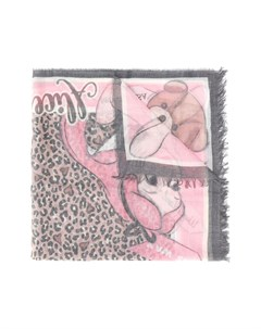 Платок Alice с принтом Monnalisa