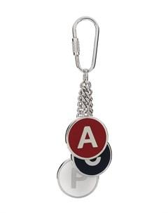 брелок для ключей Initials A.p.c.