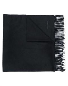 шарф с логотипом Giorgio armani