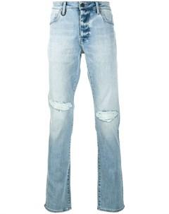 Прямые джинсы низкой посадки Neuw