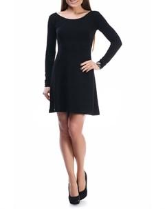 Короткое трикотажное платье Majaly