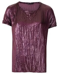 Плиссированная блузка Cary Uma   raquel davidowicz