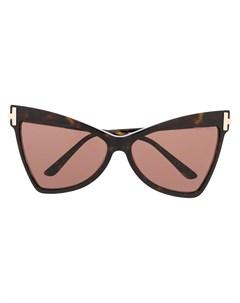 Солнцезащитные очки Tallulah Tom ford eyewear