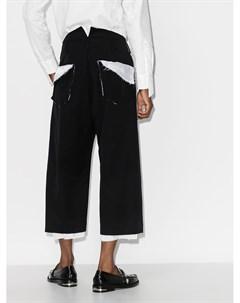 Укороченные брюки Sulvam
