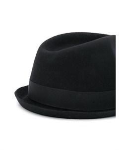 шляпа федора с логотипом Dsquared2