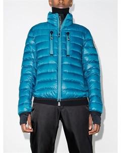 Лыжная куртка пуховик Moncler grenoble