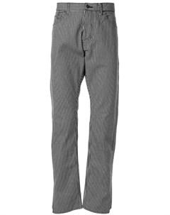 Полосатые джинсы Facetasm
