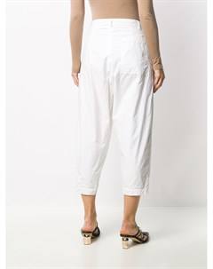 Укороченные зауженные брюки Casey casey