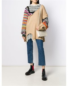 Трикотажный свитер Naya Preen by thornton bregazzi