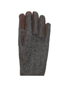 Комбинированные перчатки Brioni