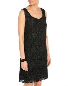 Свободное платье без рукавов  Daniela fargion