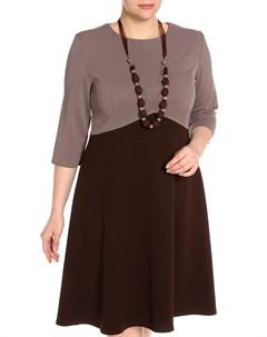 Деловое платье свободного стиля Glamour