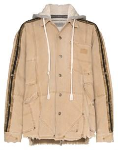 Куртка Royal с капюшоном Greg lauren