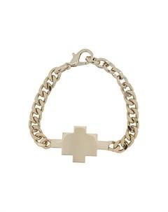 Браслет Cross с массивной цепочкой Marcelo burlon county of milan