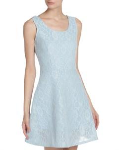 Платье из гипюра без рукавов Troll