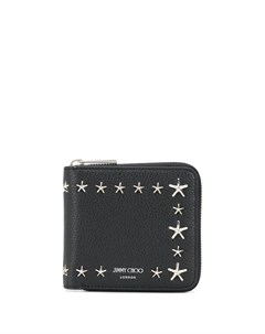 кошелек Laurence с заклепками в форме звезд Jimmy choo